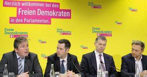 Bild FDP-Fraktionsvorsitzendenkonferenz