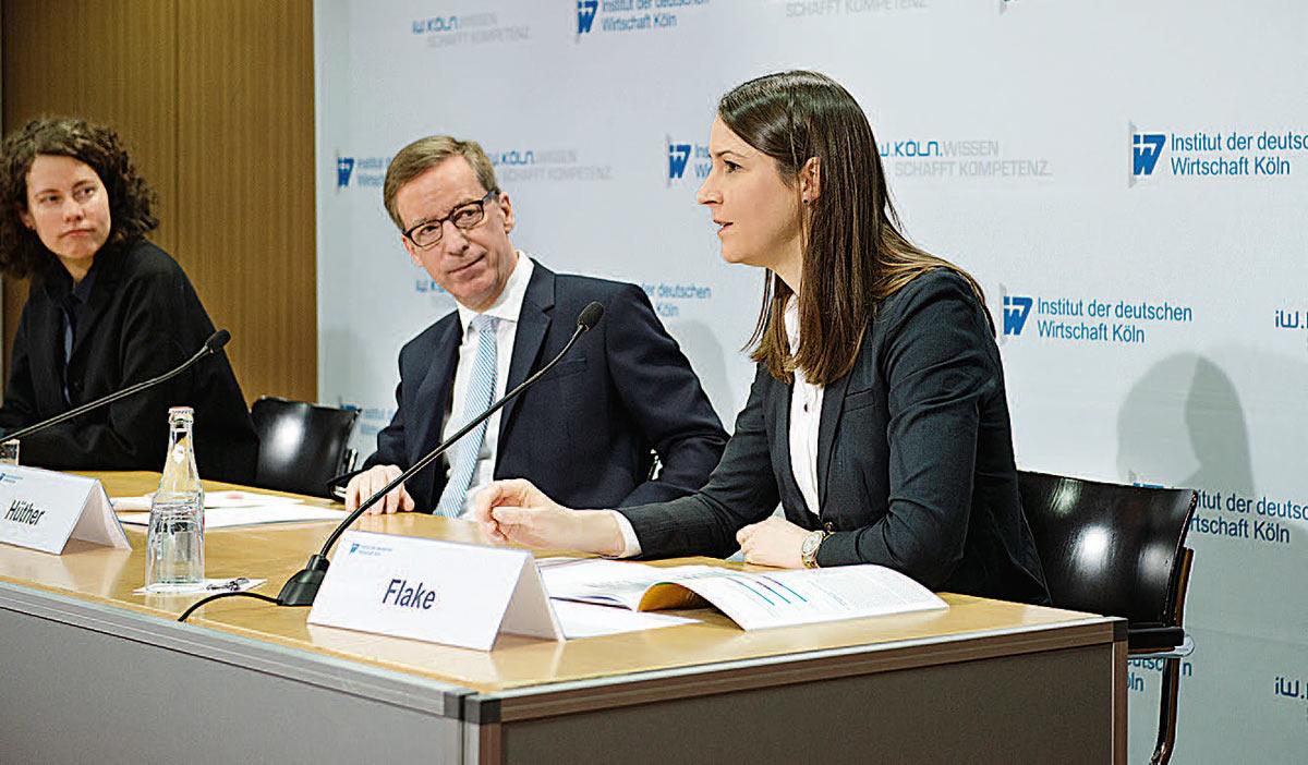 Pressekonferenz Hüther